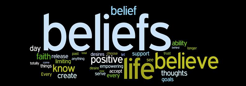 Our beliefs…